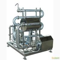 Оборудование для пастеризации восстановленных соков, холодный розлив
