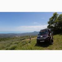 Экскурсии на джипах в Крыму
