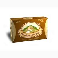 Спред с какао и сахаром Попельнянский 62, 0% брикет 0, 2 кг
