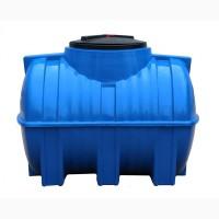 Баки для воды пластиковые от 250 до 1 000 литров