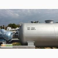 Вакуумные котлы для утилизации отходов и производства мясо-костной муки КВ-4.6М