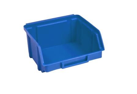 Фото 2. Пластиковый маленький ящик для резиночек, болтиков и гаечек
