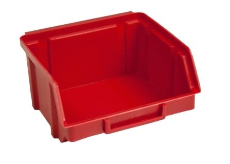 Фото 3. Пластиковый маленький ящик для резиночек, болтиков и гаечек