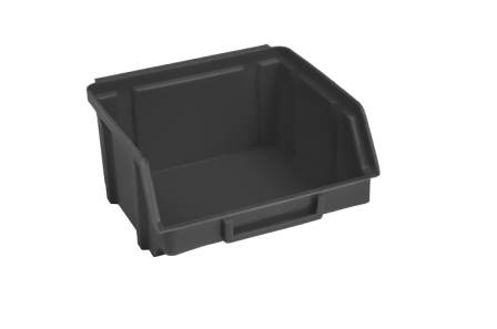 Фото 5. Пластиковый маленький ящик для резиночек, болтиков и гаечек