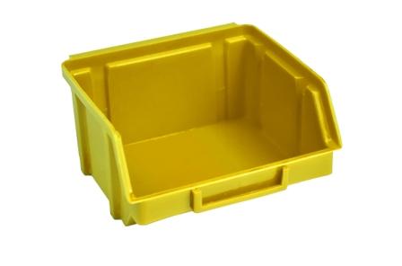 Фото 6. Пластиковый маленький ящик для резиночек, болтиков и гаечек