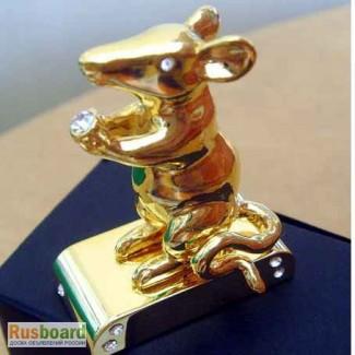Золотая Супер кошельковая мышь сохранит Ваше финансовое благополучие