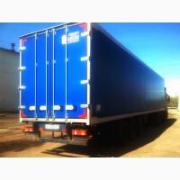 Кузов фургон изотермический изготовление и ремонт