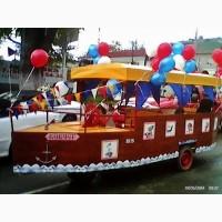 Аттракцион детский кораблик Юнга