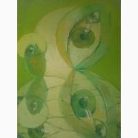 Продам коллекцию картин известного одесского художника Шкуропат А.И