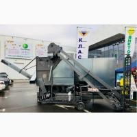Зерноочистительная аэродинамическая машина КЛАСС самоходная