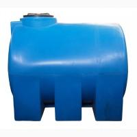 Емкости пластиковые под воду и пищевые продукты объемом от 300 до 5 000 литров