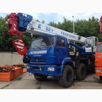 Аренда Автокранов 16, 25, 32 тонны г. Луховицы