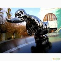 Утка на капот (черная матовая, золотистая, серебристая, хром, черная глянцевая)