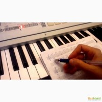 Запись нот с mp3