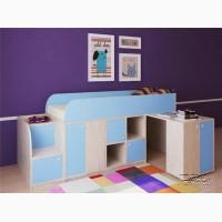 Детская кровать чердак Астра мини