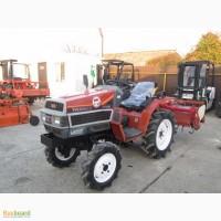 Продаю мини трактор б/у YANMAR F155D