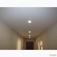 Натяжной потолок в коридор 7м2