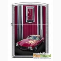 Зажигалка Zippo 4161 Chevy Camaro