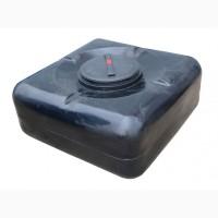 Баки для летнего душа черные пластиковые с УФ фильтром от 100 до 300 литров