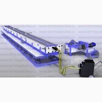 Виброформы свай от 4 до 16 метров с прогревом пар/вода