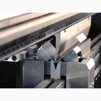 Рубка, гибка, координатная пробивка металлического листа