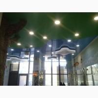 Монтаж натяжных потолков в Сочи