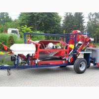 Комбайн для уборки черноплодной рябины (аронии) ARONIC