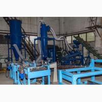 Линия для переработки шин ЛПШ-400