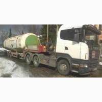 Б/у резервуар(емкость) для хранения газа(СУГ) 53 м3