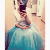 Женская пышная юбка из фатинаки