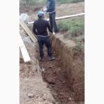 Земельные работы, землекопы