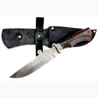 Нож Ирбис, сталь ХВ5- алмазка кованый, ручная работа