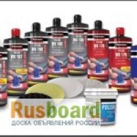 Защитные полироли для кузова автомобиля Teroson в Санкт-Петербурге