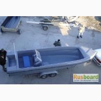 Моторная лодка Касатка-710