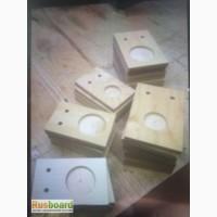 Изготавливаем и продаем деревянные бирки/плашки для опломбирования и опечатывания мешков