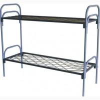 Кровати для бытовок, металлические кровати, кровати оптом, кровати армейские одноярусные