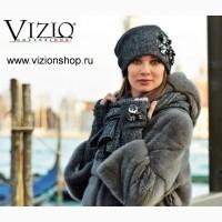 Женские шапки Vizio Италия осень - зима 2019 - 2020