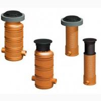 Система полипропиленовых колодцев «PRAGMA » производства PipeLife