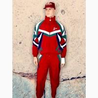 Винтажный костюм Saller (красный, 50) с хранения