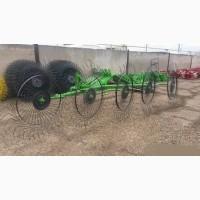 Грабли колесно-пальцевые Agrolead Турция