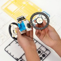 Уникальная детская развивающая игрушка – робот-конструктор 14 в 1
