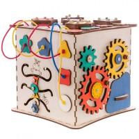 Осенние СКИДКИ на развивающие игрушки Бизиборд