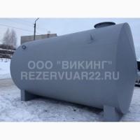 Емкость горизонтальная стальная (РГС)