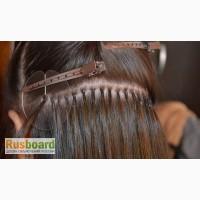 Капсульное наращивание волос. Перекапсуляция