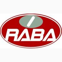 Запчасти RABA (РАБА) для автобусов, троллейбусов