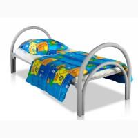 Кровати для пансионата, купить кровать, железные кровати, кровати для лагеря