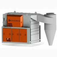 Универсальный стационарный сепаратор для очистки зернового материала CENTURION SU 60