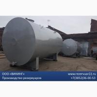 Емкость (резервуар) горизонтальная стальная (РГСН/РГСП)