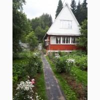 Уютная жилая дача 70 м2 на 6 сотках, рядом лес, река