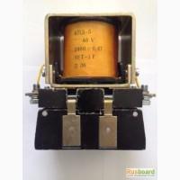 Контактор КПД-5 40В, 100А